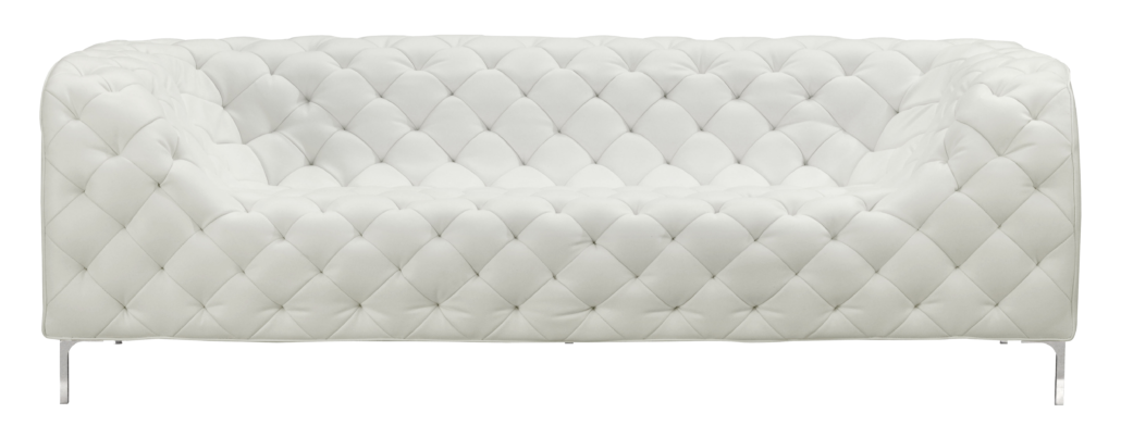 providence sofa white color