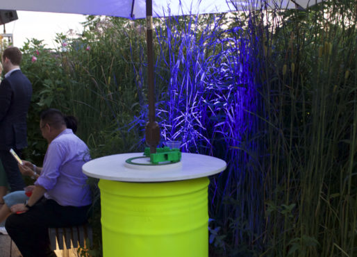 Neon Green Barrel